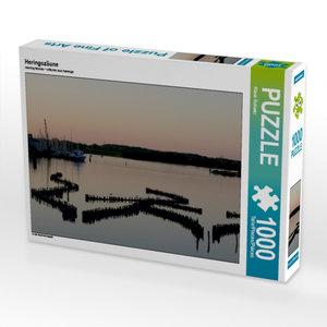 Heringszäune 1000 Teile Puzzle quer
