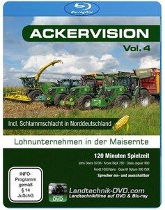Ackervision Vol. 4 - Lohnunternehmen in der Maisernte
