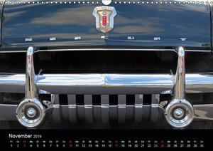 Classic Cars aus den USA (Wandkalender 2019 DIN A3 quer)