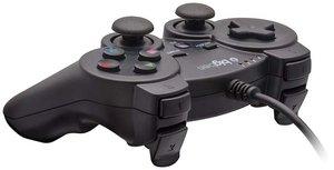 PS3 Controller mit Rumble-Funktion für Playstation® 3 und PC kom