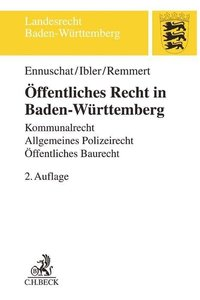 Öffentliches Recht in Baden-Württemberg