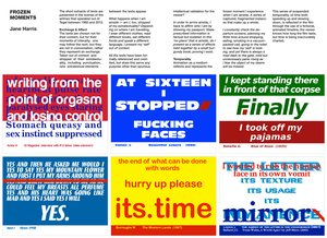 Tegel: Speculations and Propositions