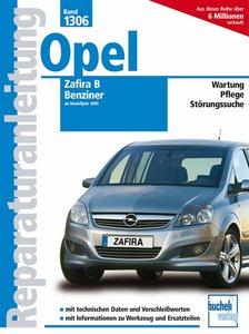 Opel Zafira B, Benziner ab 2005
