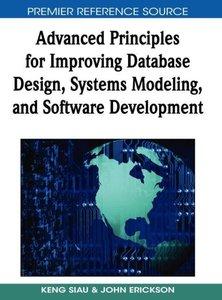 Advanced Principles for Improving Database Design, Systems Model