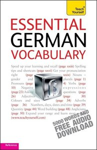 Teach Yourself. Essential German Vocabulary