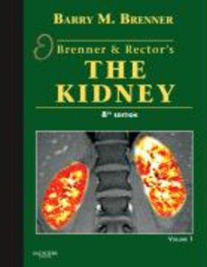 Brenner and Rector's the Kidney / 2 Volume Set