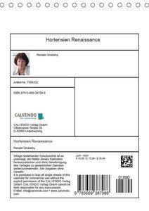 Renaissance der Hortensie