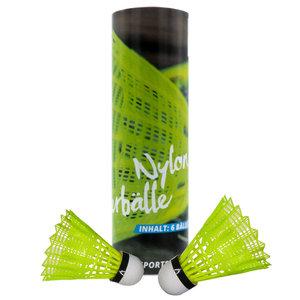 PiNAO Sports PIN Badmintonbälle aus Nylon