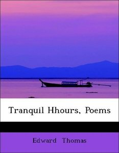Tranquil Hhours, Poems