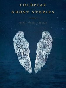 Ghost Stories -Piano Vocal Guitar Book-