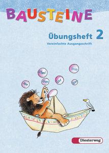 Bausteine Übungsheft 2. Vereinfachte Ausgangsschrift. Allgemeine