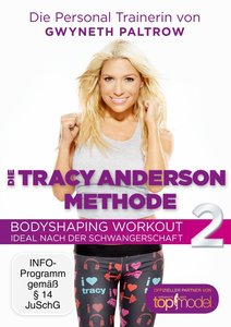 Tracy Anderson - Bodyshaping Workout 2
