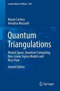 Quantum Triangulations