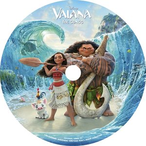 Vaiana-Original Soundtrack (Picture Disc)