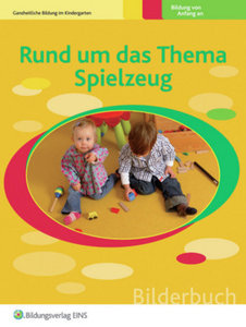 Rund um das Thema Spielzeug, Bilderbuch