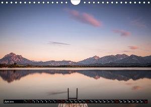 Ein neuer Tag beginnt (Wandkalender 2019 DIN A4 quer)