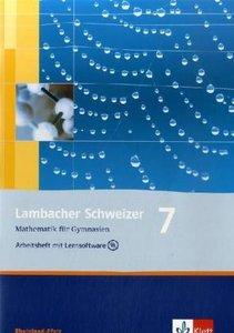 Lambacher Schweizer - Neubearbeitung. 7. Schuljahr. Ausgabe Rhei
