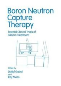 Boron Neutron Capture Therapy