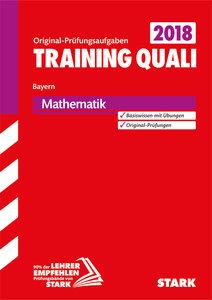 Training Quali Bayern 2018 - Mathematik A4