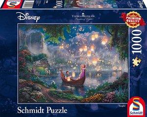 Thomas Kinkade, Disney Rapunzel, 1.000 Teile Puzzle