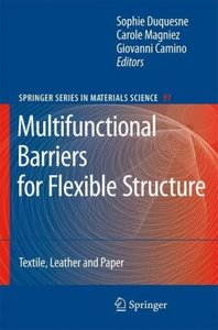 Multifunctional Barriers for Flexible Structure