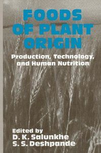Foods of Plant Origin