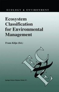Ecosystem Classification for Environmental Management
