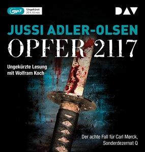 Opfer 2117, 2 MP3-CDs