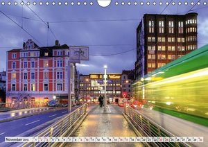 Hannover ist bunt (Wandkalender 2019 DIN A4 quer)