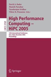 High Performance Computing - HiPC 2005