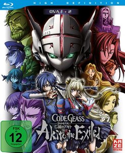 Code Geass - OVA 1+2 - Blu-ray