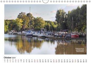 Rosenstadt Uetersen (Wandkalender 2019 DIN A4 quer)
