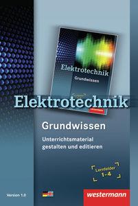 Elektrotechnik interaktiv gestalten. CD-ROM