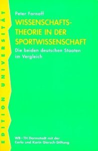 Wissenschaftstheorie in der Sportwissenschaft