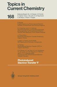 Photoinduced Electron Transfer V