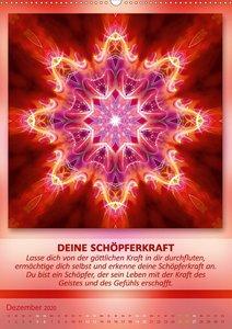 Light Energy Mandalas - Kalender - Vol. 1