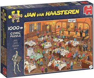 Puzzel Jan Van Haasteren Darts 1000 Stukjes