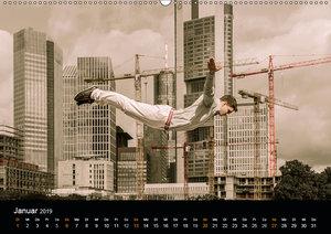 Levitation und Gravitation (Wandkalender 2019 DIN A2 quer)