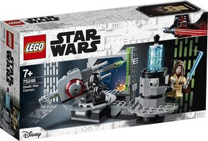 LEGO® 75246 - Star Wars Todesstern Kanone, Bauset, 159 Teile