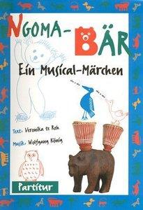 Ngoma-Bär, Klavierauszug