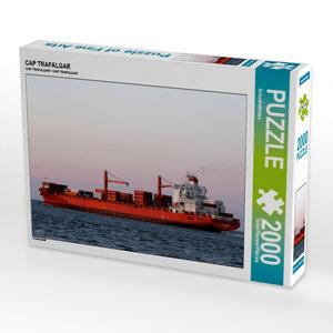 CAP TRAFALGAR 2000 Teile Puzzle quer