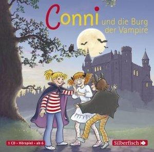 Meine Freundin Conni. Conni und die Burg der Vampire