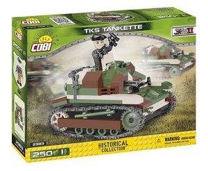 COBI 2383 - SMALL ARMY, TKS TANKETTE, Panzer, WWII, Bausatz, 250