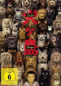 Isle of Dogs - Ataris Reise, 1 DVD