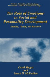 The Role of Emotions in Social and Personality Development