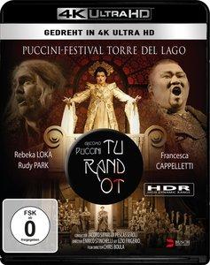 Turandot (Festival Puccini 2016) (4K UHD)