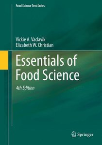 Essentials of Food Science, 4th Edition