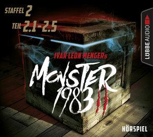 Monster 1983,Staffel II: Folge 01-05