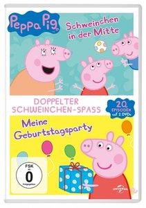 Peppa Pig-Schweinchen In Der Mitte & Meine Gebur