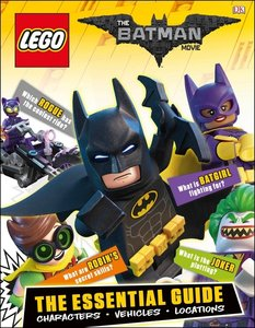 LEGO® Batman Movie Essential Guide
